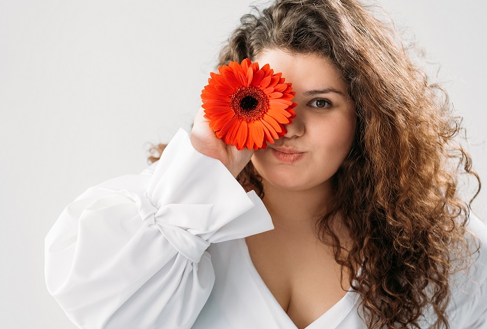 Natural,Healthcare,Plus,Size,Woman,Menstrual,Cycle
